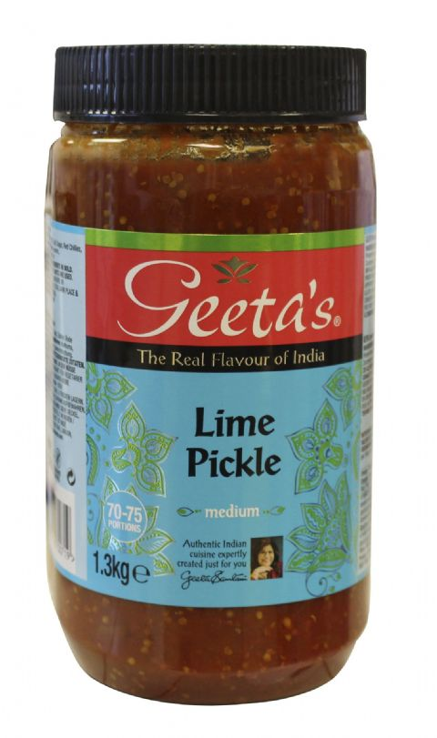 Lime Pickle 1.3KG